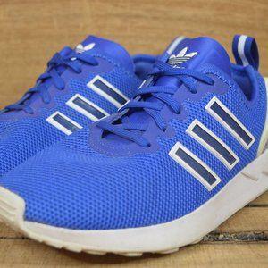 adidas Originals Men's Zx Flux Adv Trainers Blue